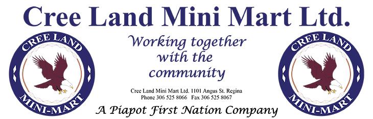 CreelandMiniMart- Working together with community Banner v2